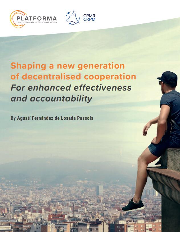 Configurando una nueva generación de cooperación descentralizada