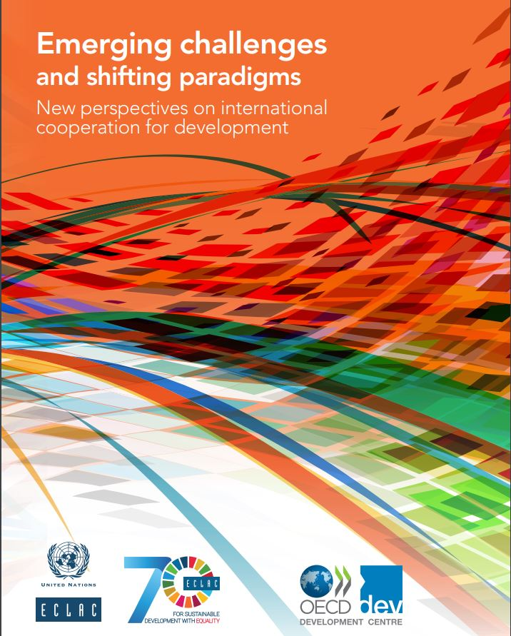 Cover of the publication of ECLAC and OECD