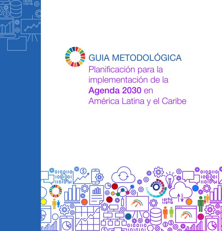 Cover of the publication of ECLAC