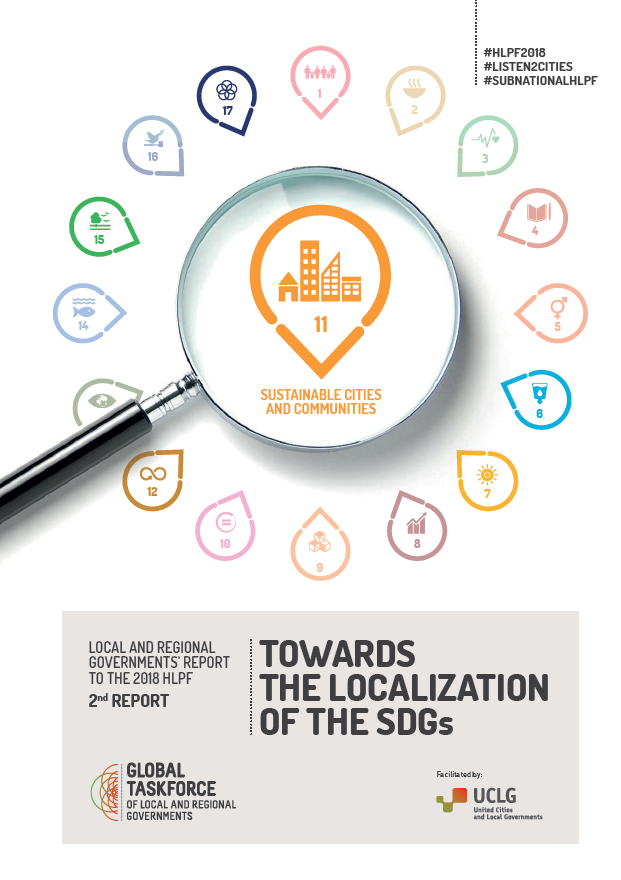 Cover of the publication of UCLG