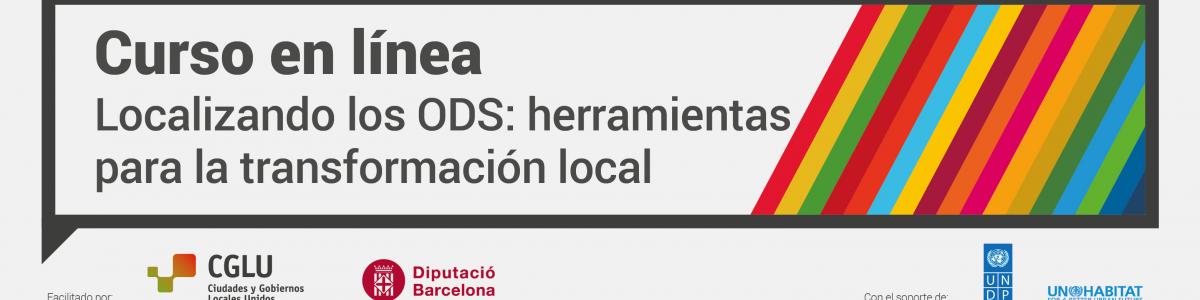 Curso localización de los ODS