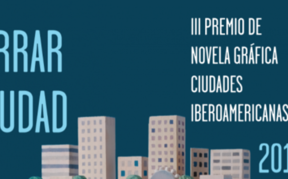 Third Graphic Novel Prize - Ibero-American Cities Graphic Image