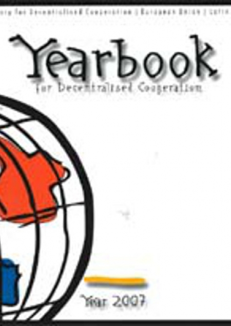 Year Book for decentralised cooperation. 2007