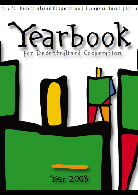 Year Book for decentralised cooperation. 2008