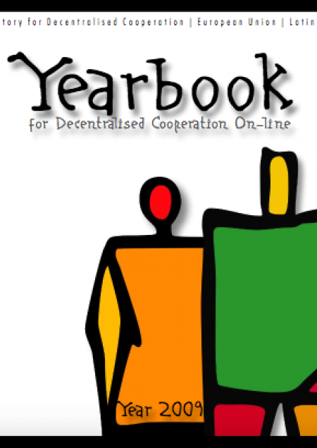 Year Book for decentralised cooperation. 2009