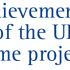 Main achievements and impacts of the URB – AL III Programme projects